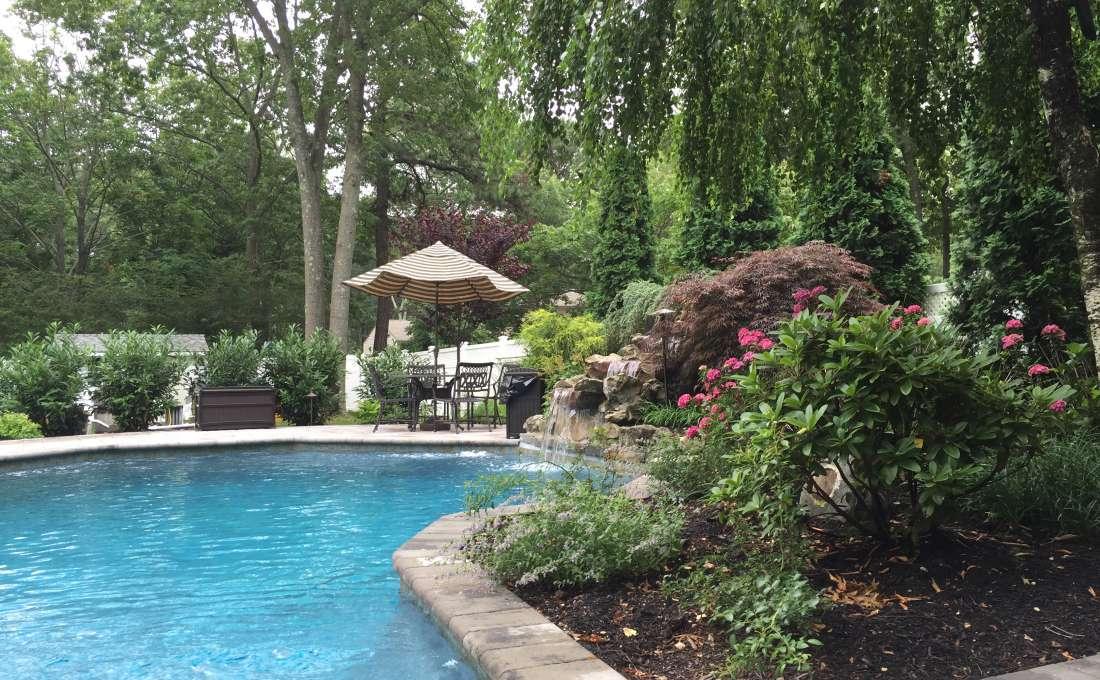Maximizing An Outdoor Living Experience Commack Long Island Autumn Leaf