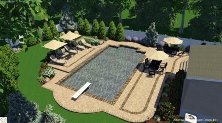 Guidelines for Renovating a Backyard Landscape