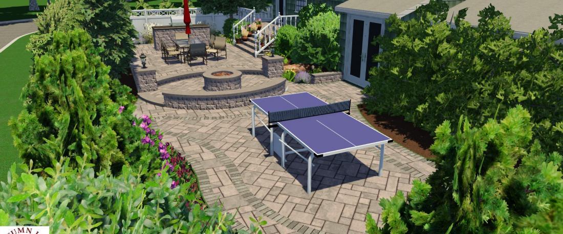 Long Island Landscape. Design U0026 Build